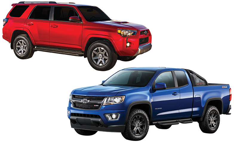 Five Vehicles That Keep Their Trade In Value Aaa