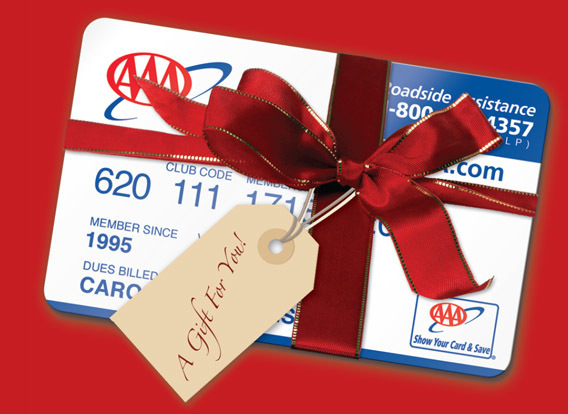 Why a AAA Gift Membership Makes the Perfect Holiday Gifty