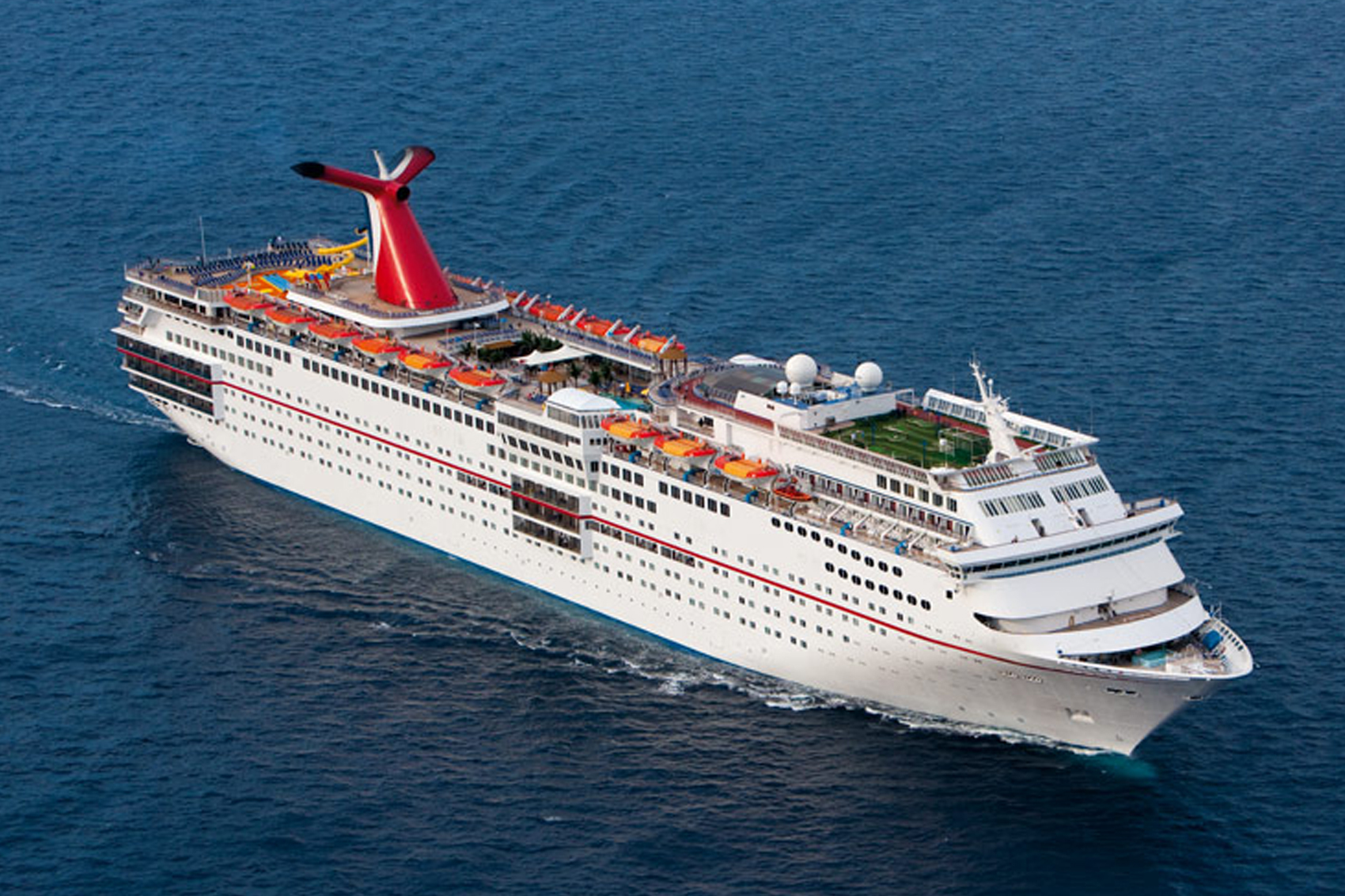 Cruise News Carnival Ecstasy Is Back In Action Aaa