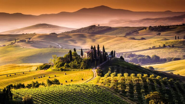 Amazing Experiences in Europe - Tuscany