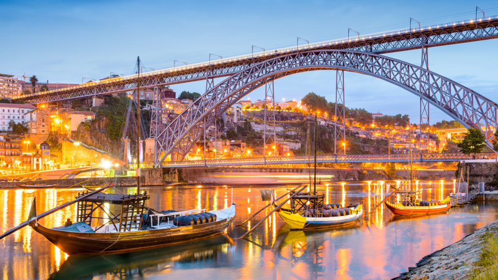 Amazing Experiences in Europe - Porto Luis Bridge