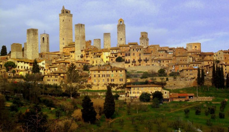 Amazing Experiences in Europe - San Gimignano