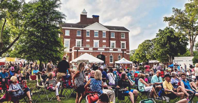 Burgaw Summer on the Square Concert Series