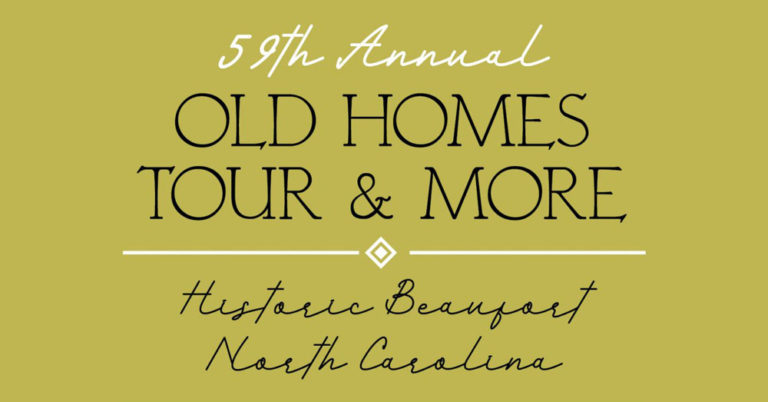 Beaufort Old Homes Tour