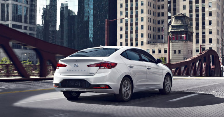 2019 Hyundai Elantra in Chicago