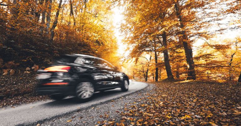 maintenance tips for car driving in autumn